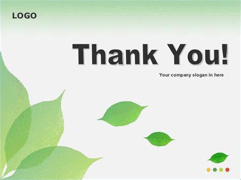 Powerpoint Templates Thank You Pontybistrogramercy Com Thank You Powerpoint Template
