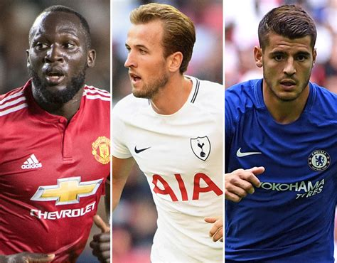 epl top scorer premier league top scorer odds 2017 18 sport galleries
