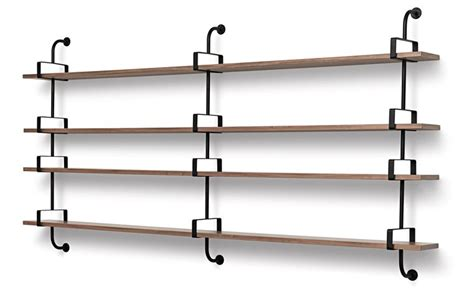 modular wall shelves stylish modular wall shelving systems valet