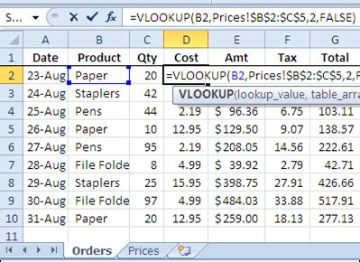 Excel Lookup Sheets In Excel Formulas Excel 2013 Real World Exles Of New Functions