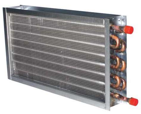 precision coils heating coil, 1800cfm, 11.7gpm, 4x20x26