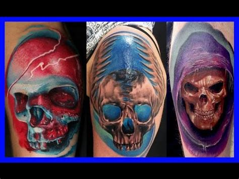 best skull tattoos ideas for mens skull tattoos women