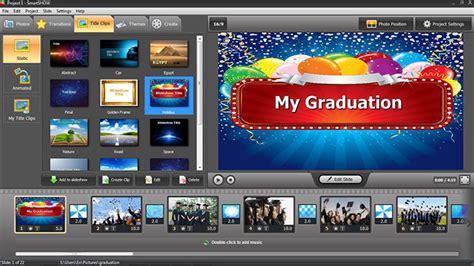 photo themes maker graduation slideshow ideas graduation party slideshow