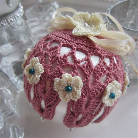 crochet christmas ornaments thread 003 g ma ellen s