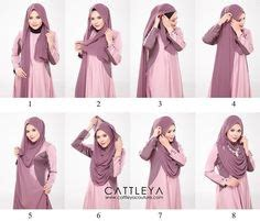 Jilbab Khimar Catleya 8 this is a easy basic style for beginners it s simple and will fit with