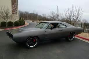 1969 dodge charger custom 2 door hardtop side profile 170077