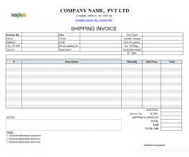 Delivery Invoice Template by 10 Best Images Of Delivery Invoice Template Free Invoice