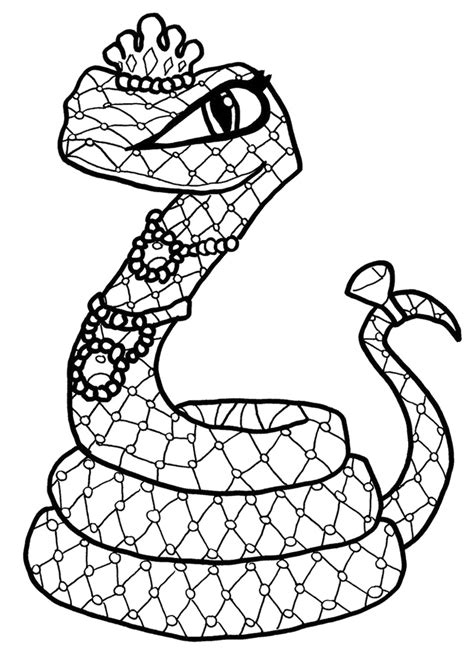 color monster high az coloring pages