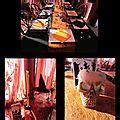 repas thème halloween table th 232 me les 7 p 233 ch 233 s capitaux g 226 teaux en f 234 te de