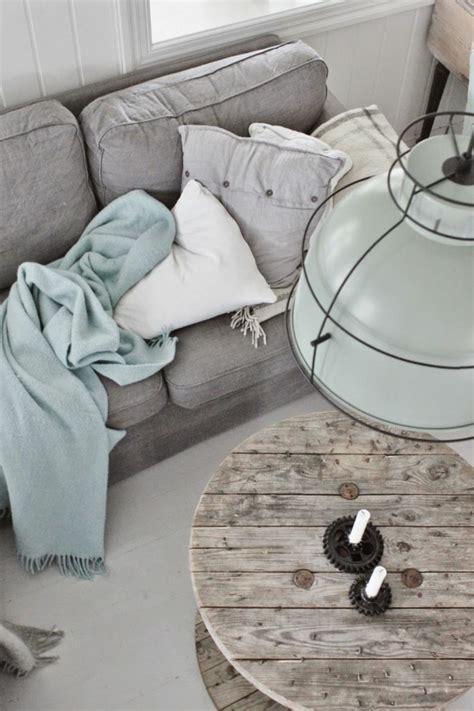 plaid gris pour canap beautiful csft slip cotonlin