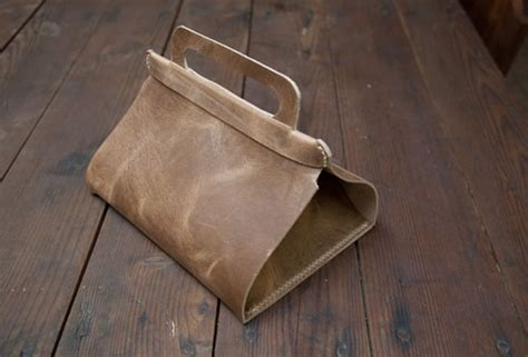 Ghd Box Of Forgiveness by Leather 11 Diy Lunch Bags To Make Lifestyle