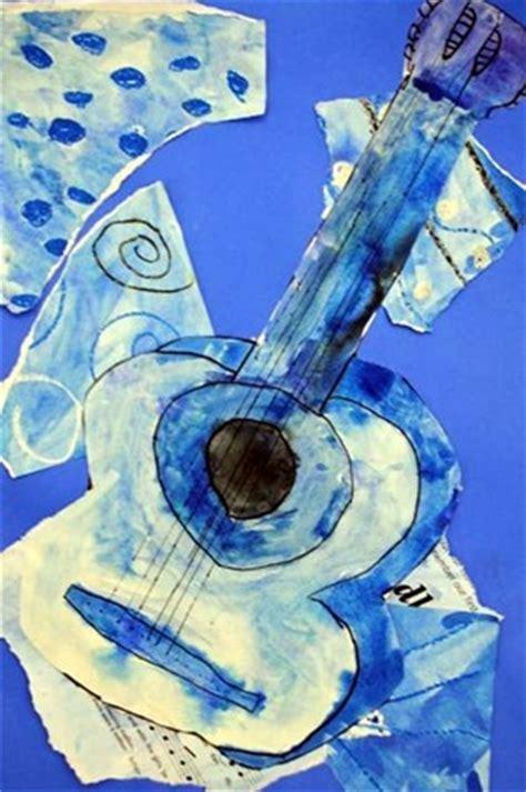picasso paintings blue period guitar picasso s blue period guitar epoca azul