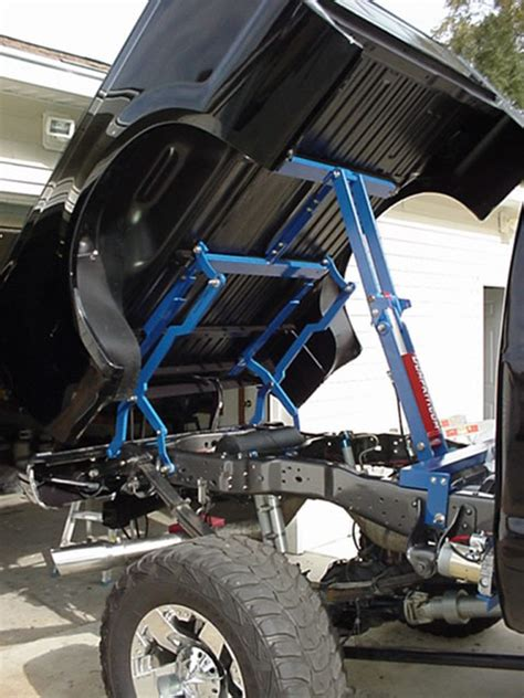 truck bed dump conversion kit html autos post