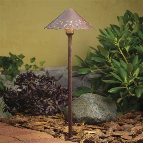 Kichler Outdoor Landscape Lighting Kichler 15443tzt Lace 12v Landscape Path Spread Light