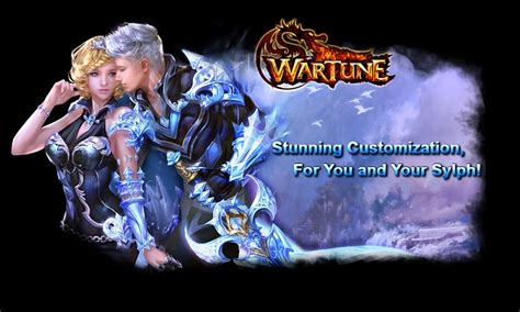 wartune legendary sylph wartune breaking news introduction of sylph equipment