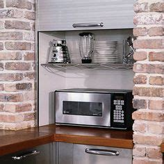 Appliance Garage Kit by Appliance Garage On Appliance Garage Coffee