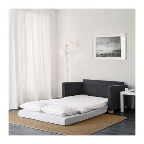 solsta sofa bed ransta gray ullvi two seat sofa bed ransta grey ikea