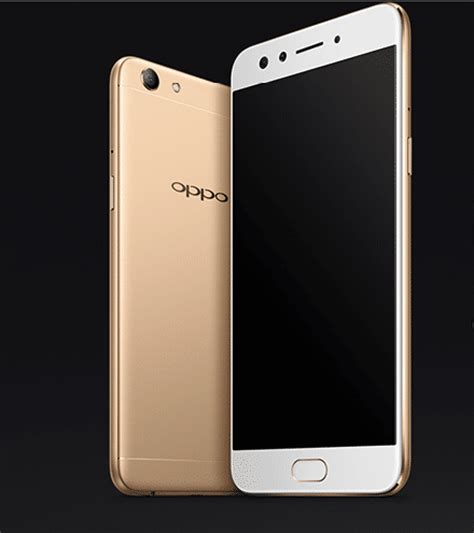 oppo f3 plus with dual selfie launched in india at rs 30 990