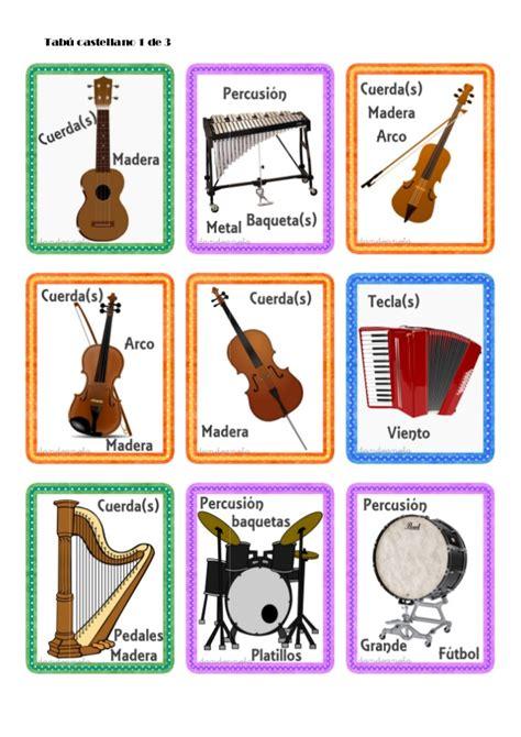 instrumentos musicales imagenes y nombres tab 250 de instrumentos musicales