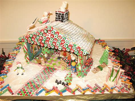cool gingerbread houses cool gingerbread house flickr photo sharing