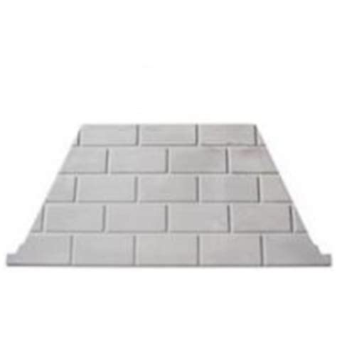 a plus inc superior h2338 bottom refractory panel