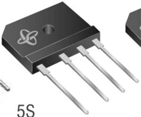 data dioda bridge gsib2580 e3 datasheet vishay pdf