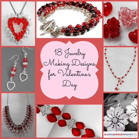 valentines day jewelery 18 jewelry designs for s day favecrafts