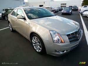 2009 Cadillac Cts 4 Gold Mist 2009 Cadillac Cts 4 Awd Sedan Exterior Photo