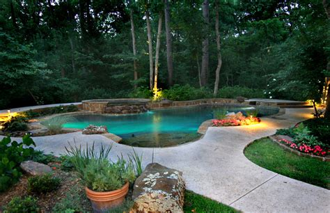 Home Design 3d Outdoor And Garden Tutorial pools tropical pool houston by preferred pools inc