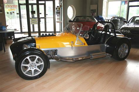 caterham 7 replica kit car for sale rightdrive