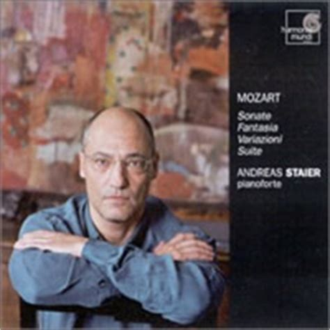 mozart piano sonatas best recordings sa cd net mozart piano sonatas andreas staier