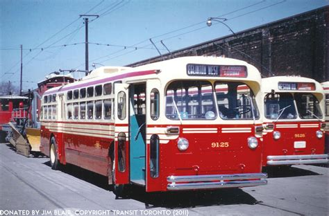 toronto trolleys and buses on a history of the 32 eglinton west trolley transit