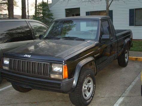 1989 Jeep Comanche Str86y 1989 Jeep Comanche Regular Cab Specs Photos