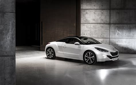 peugeot convertible rcz 2013 peugeot rcz sports coupe wallpaper hd car wallpapers