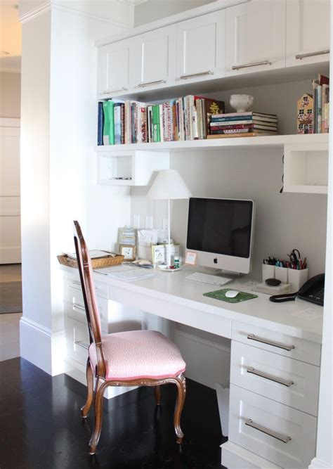 Office Desk Space 17 Best Images About Office Nook On Built In Desk Nooks And Kitchen Desks
