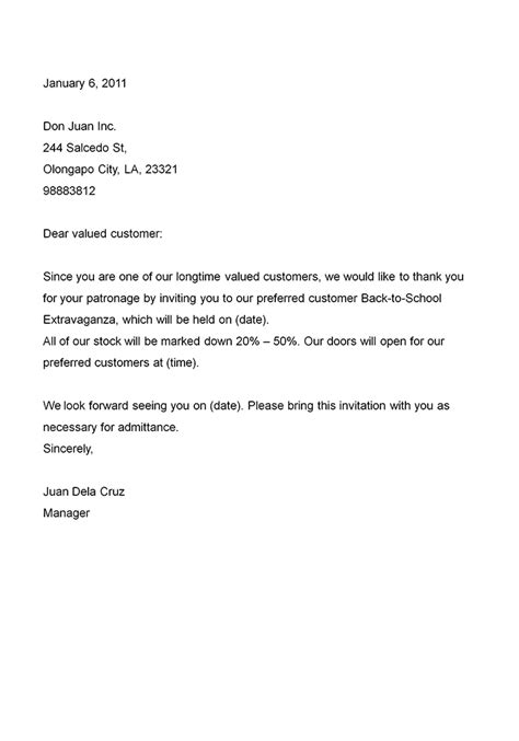 Business Introduction Letter Sle For Visa invitation letter for us visa sle friend wedding