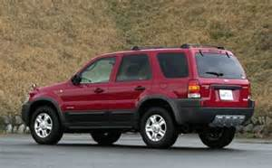 Ford Escape 2000 Ford Escape 2000 Dohc Xlt Awd 4wd At 2 0 2000 Japanese