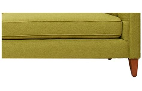 green fabric chesterfield sofa fabric wooden chesterfield sofa lime green comfychest173