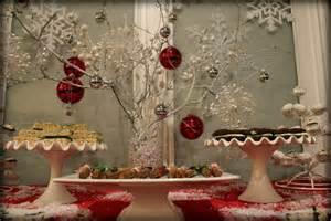 snowflake decorations winter wonderland christmas all