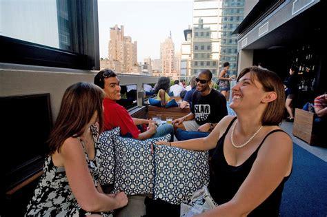 blue ribbon sushi columbus circle open table above 6 rooftop bar above columbus circle the york