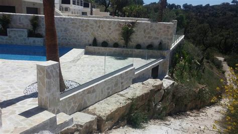 barandilla terraza barandillas de cristal para terrazas todocristal