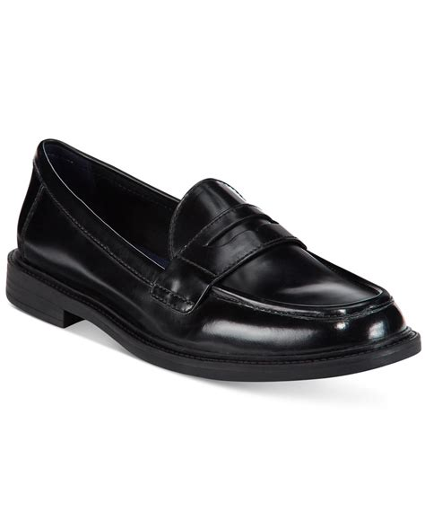 cole haan womens loafer cole haan s pinch cus loafers in black save 30