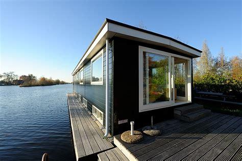 luxe vakantiehuis aan het water - Woonboot Te Koop Gooi