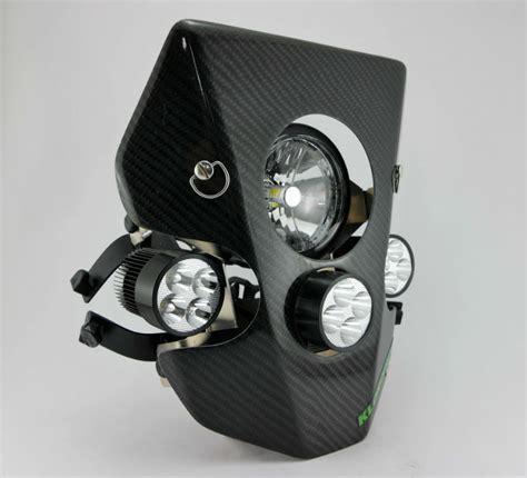 eclairage led moto enduro phare led moto enduro