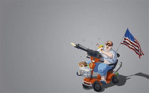 Merica Wheelchair Meme - most controversial links multi