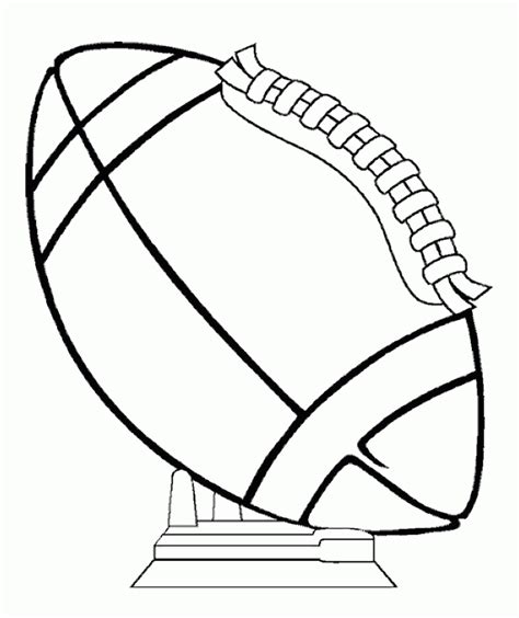 football coloring page pdf american football colouring pages coloring home