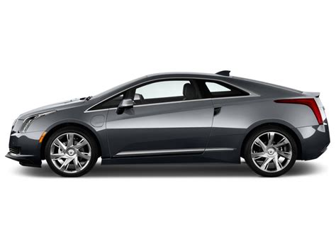 image 2014 cadillac elr 2 door coupe side exterior view