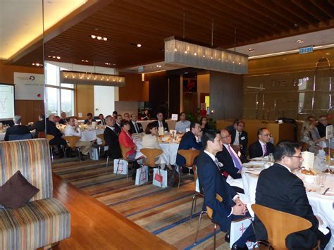 unicredit bank hong kong business breakfast with speaker dr andreas rees gt gallery