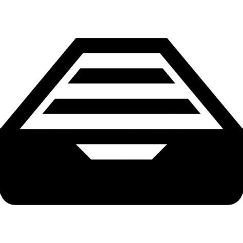 schublade icon schublade in sicht der kostenlosen icons