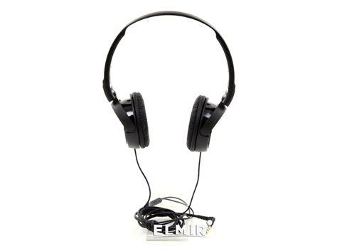 Sony Mdr Zx110ap Headphones Black sony mdr zx110ap b black